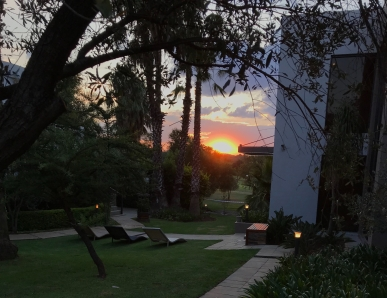 Pretoria Sunset